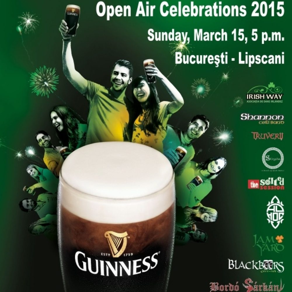 Open Air Celebration 2015