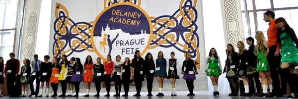 Delaney Academy Feis 2013