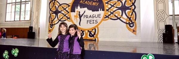 STEYsha la Delaney Academy Prague Feis