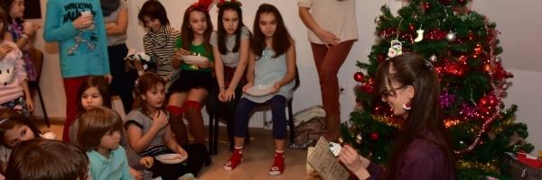 STEYsha Christmas Party 2015
