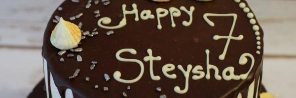 Aniversare STEYsha - 7 ani!