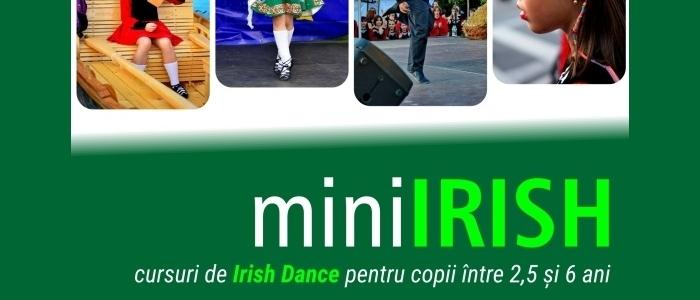 STEYsha lansează cursul ''mini IRISH''