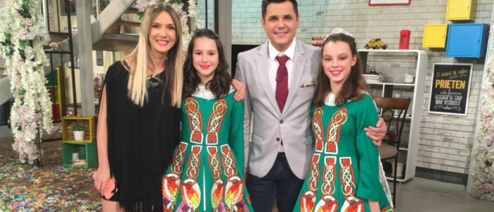 Irish Dance la ProTV
