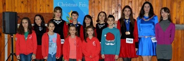 STEYsha la Christmas Feis, Bratislava 2014
