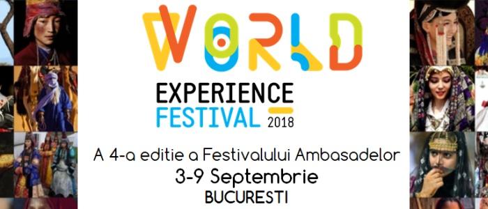World Experience Festival 2018