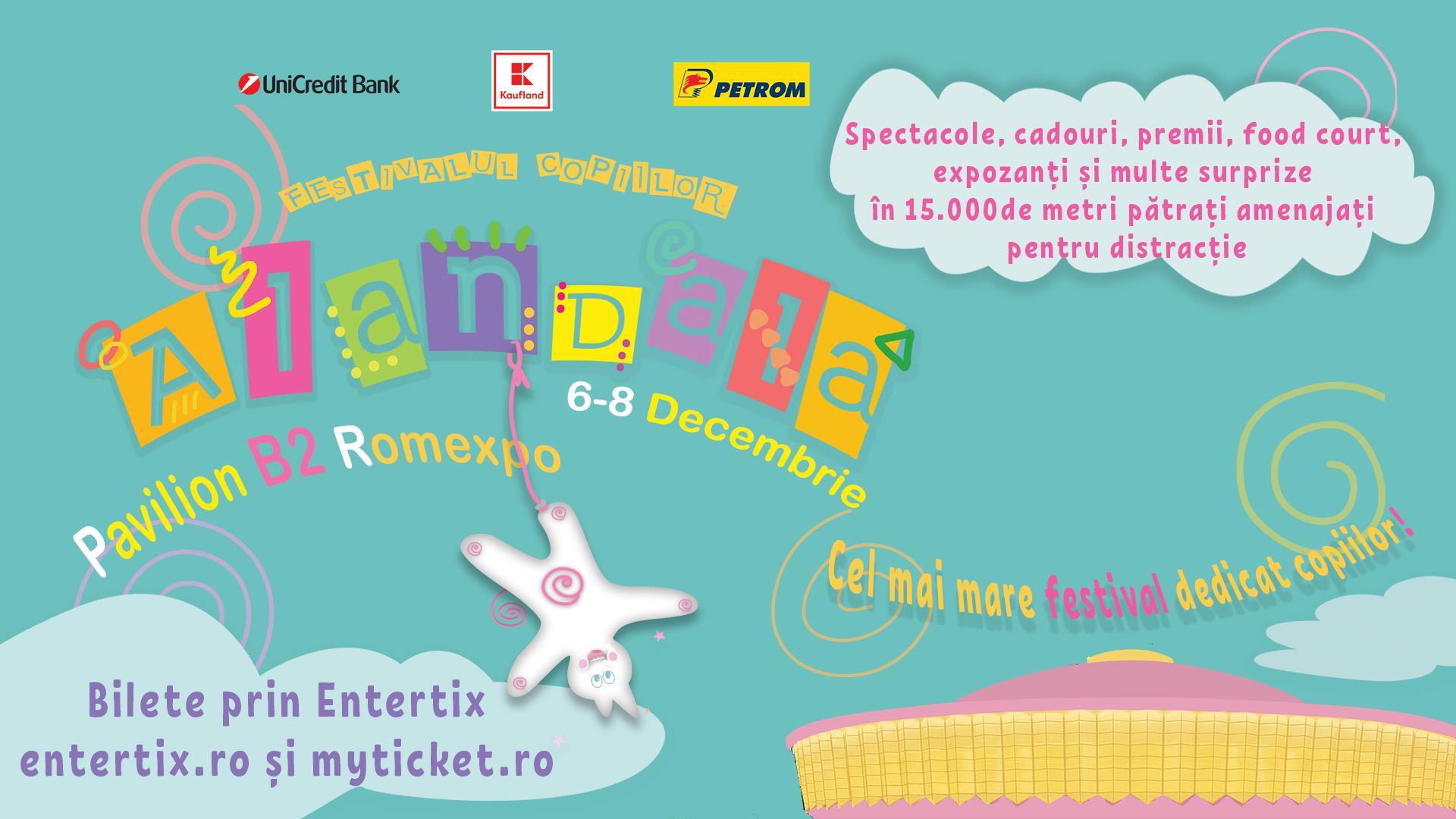 Festivalul Copiilor Alandala